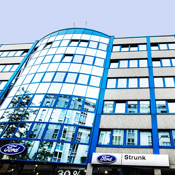 e-j-e Steuerberater Köln Gebäude